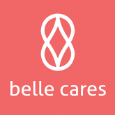Belle Cares Logo