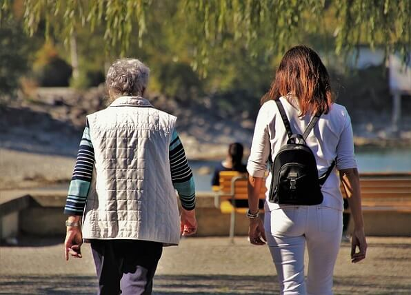 Caregiver Tips for Senior Citizens