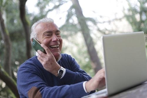Socially Isolated Seniors